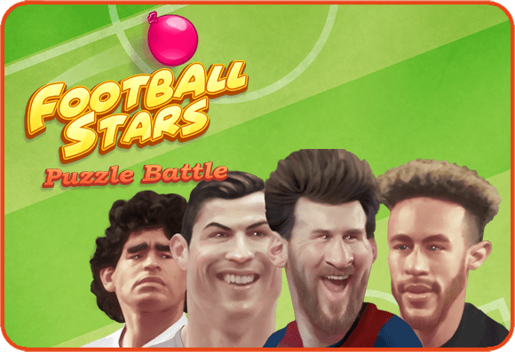 Football Stars - Puzzle Battle